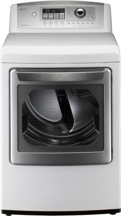LG DLE5001W Electric Dryer