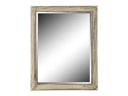 Stein World 12115  Rectangular Portrait Wall Mirror