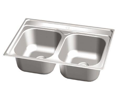 Wells GLT332299 Kitchen Sink