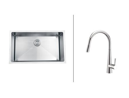 Ruvati RVC2322 Kitchen Sink