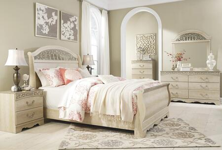 Signature Design by Ashley B196QSBDMN Catalina Queen Bedroom