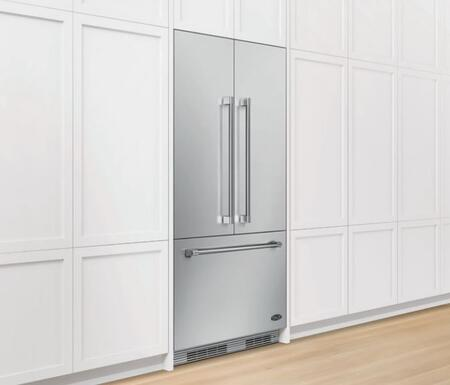 stainless steel door panel set