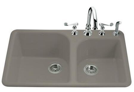 Kohler K59324K4 Kitchen Sink