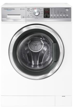 Fisher Paykel WH2424P1 24 Inch 24 cu ft Front Load Washer in