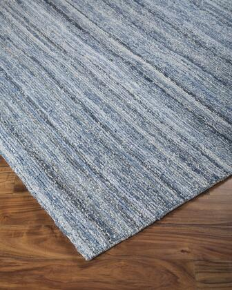 "Signature Design by Ashley Beldier R4001 120"" x 96"" Large Size Rug with Stripe Pattern, Hand-Tufted, 5-6mm Pile Height and Wool Material Backed with Cotton in Color"