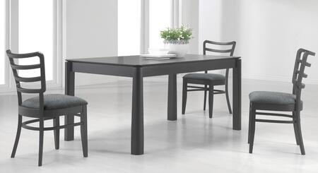 Chintaly DIANADTSET Diana Dining Room Tables