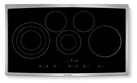 "Electrolux EI36EC45KS 36"" Electric Cooktop"