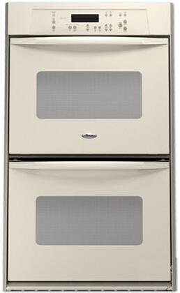 Whirlpool RBD245PRT Double Wall Oven, in Bisque