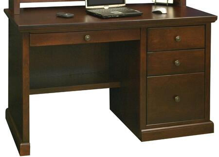 Legends Furniture RP6200BRC Roosevelt Park Series  Desk