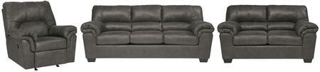 Milo Italia MI3020SLRSLAT Hayden Living Room Sets