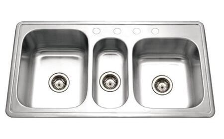Houzer PGT43221 Kitchen Sink