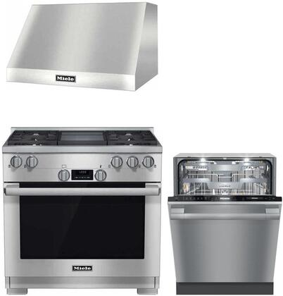 Miele 736699 Kitchen Appliance Packages