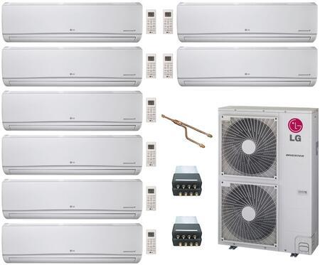 LG 705732 8-Zone Mini Split Air Conditioners