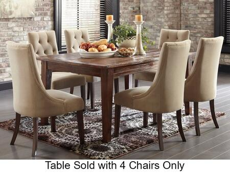 Signature Design by Ashley D540125202 Mestler Dining Room Se