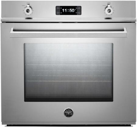"Bertazzoni F30PROXT 30"" Single Wall Oven, in Stainless Steel"