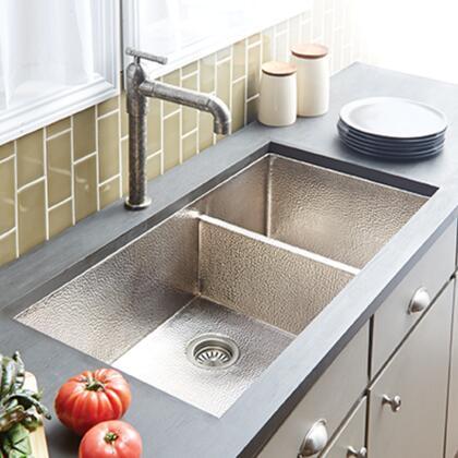 Native Trails CPK577 Brushed Kitchen Sink