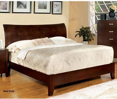 Furniture of America CM7600EKBED Midland Series  King Size Bed