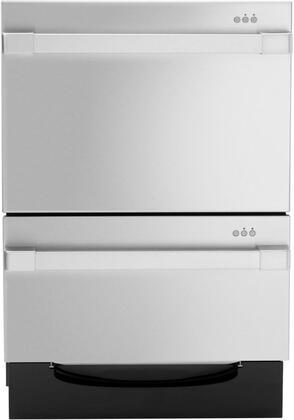 "DCS DD24DUT7 24"" Drawers Dishwasher"