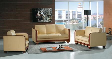 VIG Furniture VGEV7990 Modern Leather Living Room Set