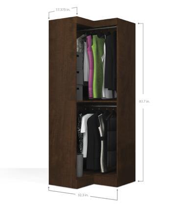Bestar Furniture 26165 Pur by Bestar Corner storage unit