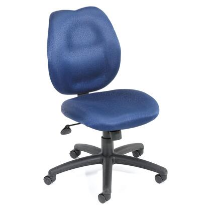 "Boss B1016BE 26"" Adjustable Contemporary Office Chair"