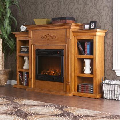Southern Enterprises FA8546BE Tennyson Series  Electric Fireplace