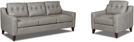 Klaussner LT31600KL2PCARMKIT1P Audrina Living Room Sets