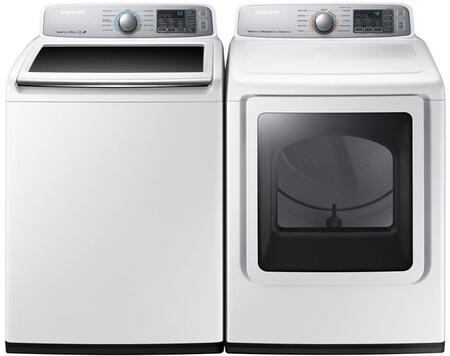 Samsung Appliance 799660 Washer and Dryer Combos