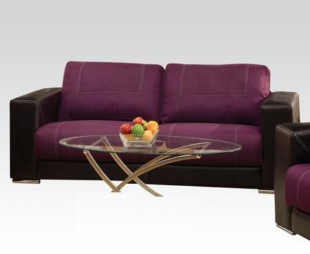 Acme Furniture 51680 Brayden Series  Linen Sofa