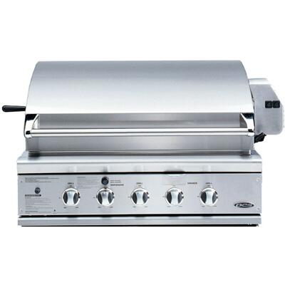 DCS BGB36BQARL Built In Liquid Propane Grill