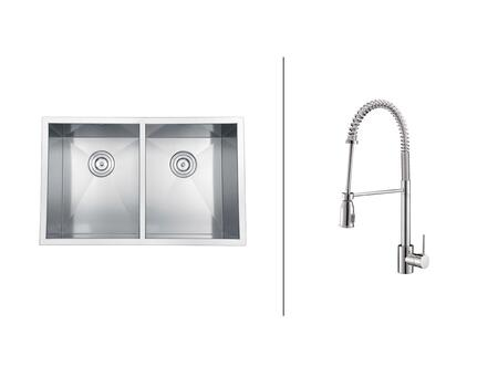 Ruvati RVC2336 Kitchen Sink