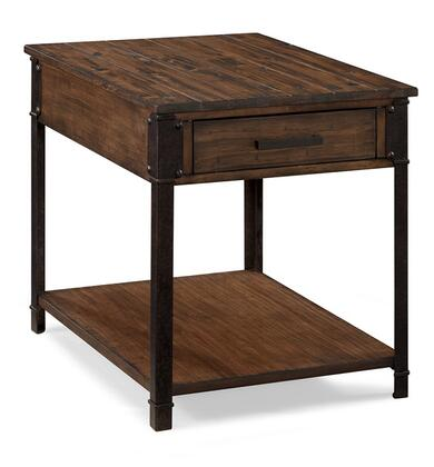 Magnussen T201703 Larkin Series Traditional  End Table