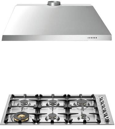 Bertazzoni 708349 Professional Kitchen Appliance Packages