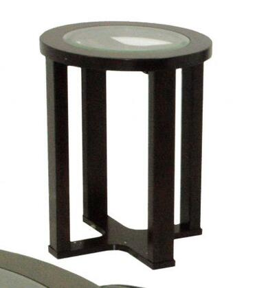 Jackson Furniture 83450 Contemporary Round 0 Drawers End Table