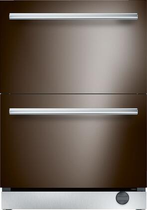 Thermador T24UC900DP 24-Inch Under-Counter Double Drawer Refrigerator/Freezer