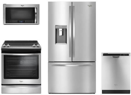 Whirlpool 730348 Kitchen Appliance Packages