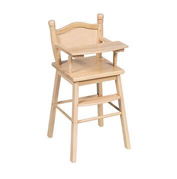 Guidecraft G9810Y Doll High Chair (X