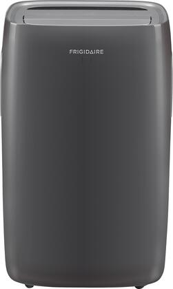 """Frigidaire FFPA1x22T1 19"""" Portable Room Air Conditioner with Ready-Select Controls, Remote Control, Sleep Mode, Effortless Clean Filter, Multi-Speed Fan, and Programmable Timer, in Gray"""