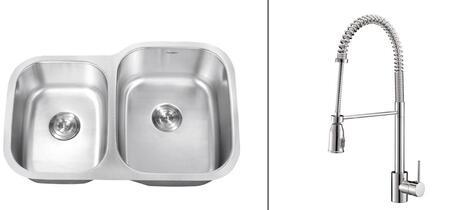 Ruvati RVC2516 Kitchen Sink