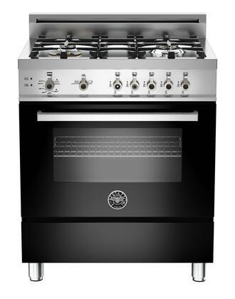 "Bertazzoni PRO304GASNE 30"" Professional Series Gas Freestanding"