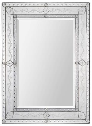 Ren-Wil MT1268  Rectangular Portrait Wall Mirror