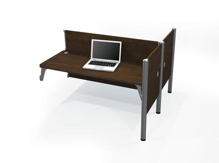 Bestar Furniture 100853C Pro-Biz double add on section