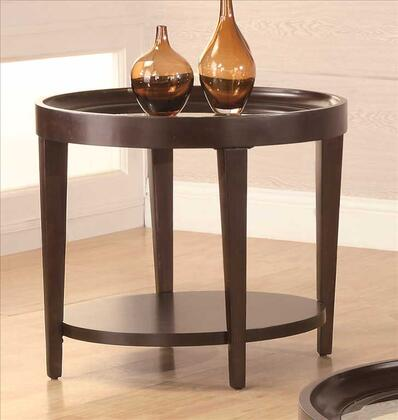 Coaster 701387 Contemporary Wood  End Table
