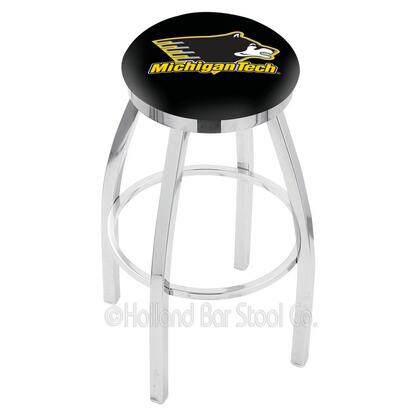 Holland Bar Stool L8C2C25MITECH Residential Vinyl Upholstered Bar Stool