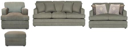 Bassett Furniture 3937FC1419SLCO Dalton Living Room Sets