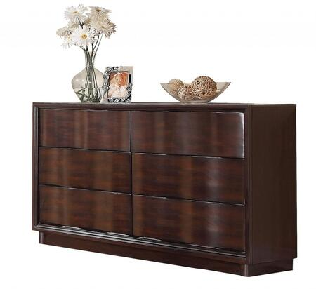 Acme Furniture 20525 Travell Series Wood Dresser