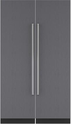 Sub-Zero 710331 Side-By-Side Refrigerators