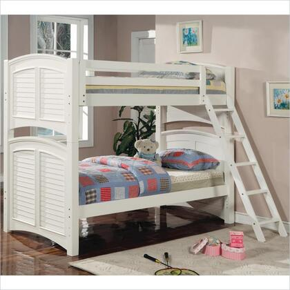Coaster 460073 Hillcrest Series  Full Size Bunk Bed