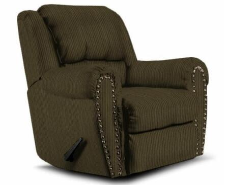 Lane Furniture 21495S492530 Summerlin Series Transitional Wood Frame  Recliners