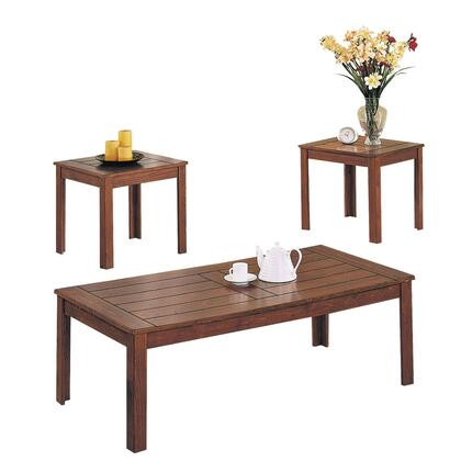 Acme Furniture 06171 Transitional Living Room Table Set